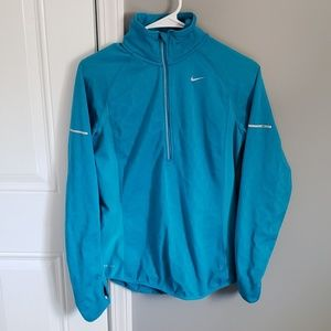 Nike Element Dri Fit 1/4 zip pullover